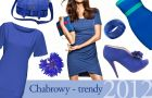 Chabrowy - trendy wiosna/lato 2012