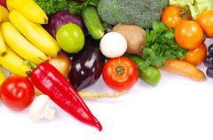 Ile kalorii maj� warzywa?