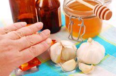 Jak zrobi� syrop z czosnku?