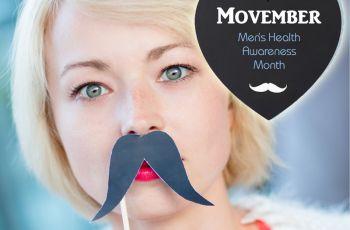 Listopad i akcja Movember