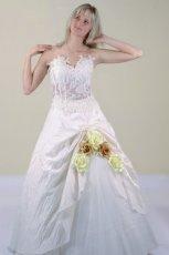 Suknie �lubne - kolekcja La Mademoiselle Royale - welon