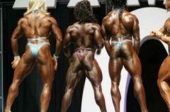 Kulturystki. Kobiety z bicepsem i bez cellulitisu