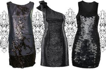 Sukienki wieczorowe i  koktajlowe - Top 10 - sukienki na karnawa�