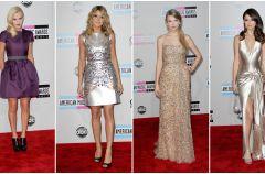 Najlepsze kreacje gwiazd na American Music Awards 2011