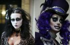 Propozycje makija�u na Halloween