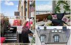 Balkon, taras, loggia - niezwyk�e aran�acje z miejscem do relaksu