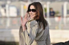 Carla Bruni-Sarkozy zagra u Woody Allena