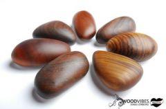 Drewniane kamyki do masa�u – Woodvibes
