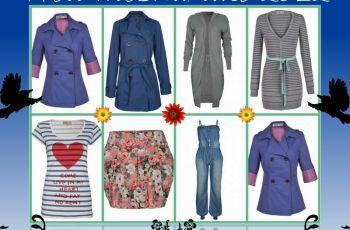 Przegl�d kolekcji Troll na sezon wiosna/lato 2012 - jeansowe kurteczki