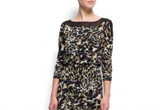 Sukienki Mango na jesie� i zim� 2012/13