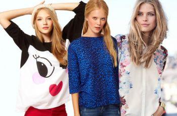 Nowe kolekcje - koszule i bluzki na jesie� i zim� - Caterina