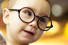 Problem ze wzrokiem dziecka