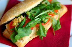 W�oska kanapka panini