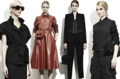 Bottega Veneta - lookbook na jesie� 2013