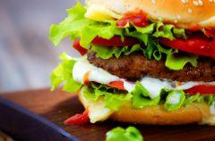 Hamburger z pr�b�wki