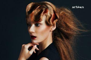 Kolekcja fryzur VOODOO marki artego