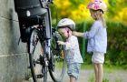Jak zadba� o bezpiecze�stwo dziecka na rowerze?