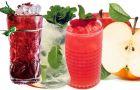 Orze�wiaj�ce drinki z cydrem