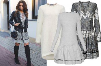 Jesienna sukienka - 3 modne modele