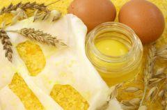 Kosmetyki na bazie jaj