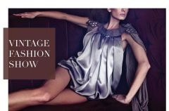 Vintage Fashion Show w Salonie Living Concept we Wroc�awiu