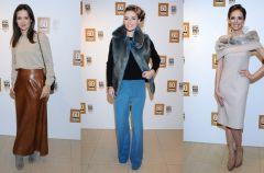 Gwiazdy na premierze p�aszcza Anna Karenina