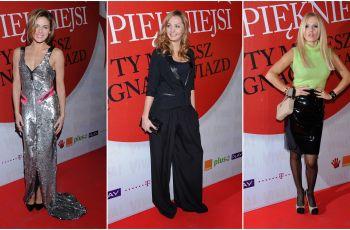 Kreacje gwiazd na gali Viva Najpi�kniejsi 2011 - Gra�yna Torbicka