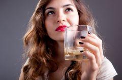 Kobiece drinki z whisky