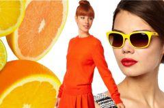 Kolory na wiosn� 2013: ��ty i pomara�czowy