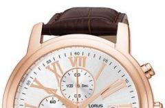 Zegarki Lorus - kolekcja jesienna
