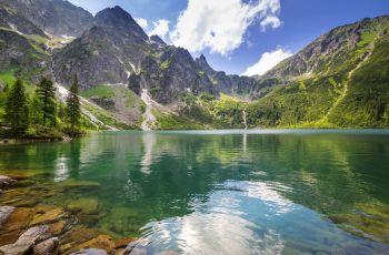 Najpi�kniejsze szlaki w Tatrach Wysokich!