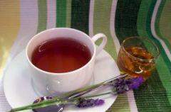 Herbaciany cykl - czerwona herbata