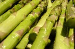 Szparagi - wiosenny rarytas