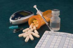 Terapia farmakologiczna cukrzycy
