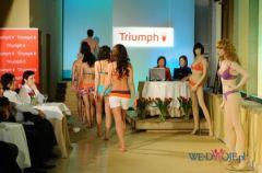 Prezentacja kolekcji Miss Triumph i sloggi swim na lato 2009