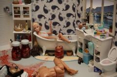 Szokuj�ce wcielenie Barbie
