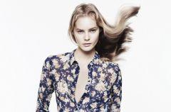 ZARA - kampania kolekcji wiosenno/letniej 2012