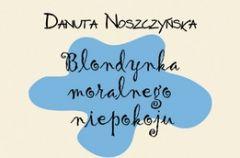 Blondynka moralnego niepokoju