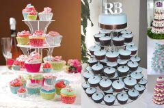 Babeczki zamiast tortu weselnego