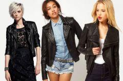 Sk�rzany look - trendy 2012/13