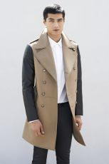 Najnowsze propozycje Zary dla m�czyzn - pa�dziernik 2012 - ubrania dla m�czyzn