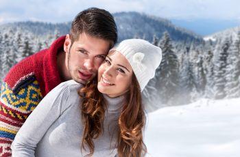 5 pomys��w na randk� zim�!