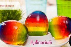 T�czowe jajka i piankowe baranki - Wielkanoc z pomys�em!