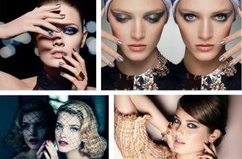 Jesienne makija�e - 7 propozycji - modne makija�e
