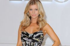 Joanna Krupa na konferencji Top Model