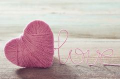 Serce z w��czki - DIY