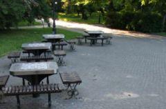Lubisz szachy? Id� do parku