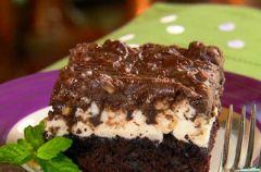 Kuchnia Ameryki P�nocnej: Mississippi Mud Pie