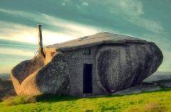 Kamienny dom w Portugalii