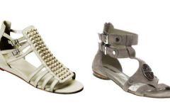 Trendy wiosna/lato 2010 - buty gladiatorki